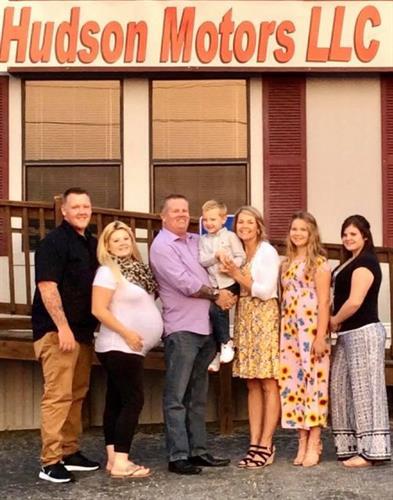 Hudson Motors family