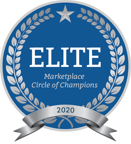 Marketplace Circle of Champions Designation