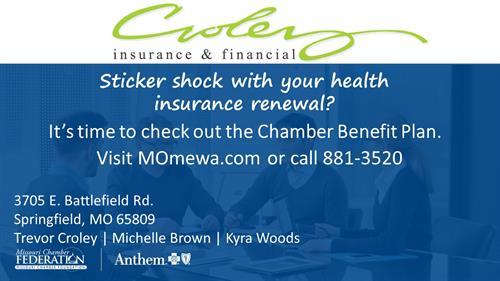 Chamber Benefit Plan