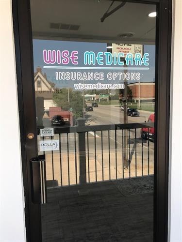 Wise Medicare Front Door