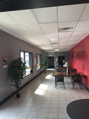 Study Hall/ Student Lounge Area