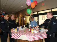 Rolla's finest stop by for a tasty lunch at our 2012 International Credit Union Day.