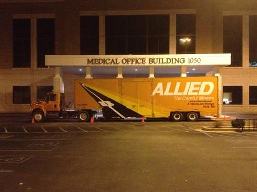 Medical Office Building Move