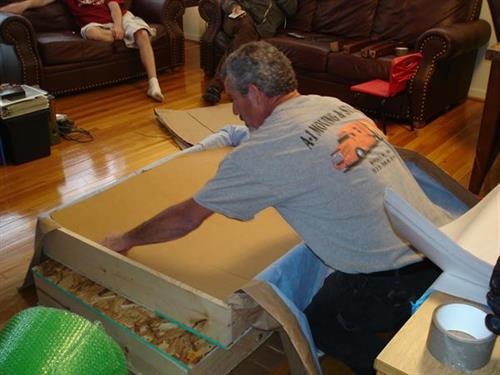 Crating Fragile Items