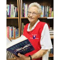 St. James Caring Center Volunteer of the Month of October