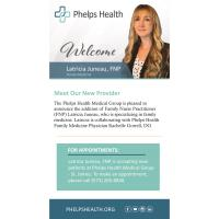 Welcome FNP Latricia Juneau