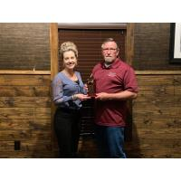 Rolla Area Chamber of Commerce Recognizes Outgoing Board Member