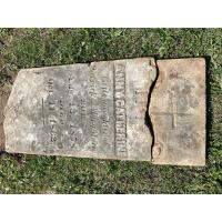 Cemetery Headstone Repair