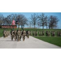 Fort Leonard Wood graduations to reopen for in-person visitors in May