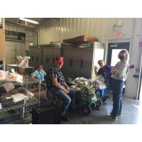 May Commodity Day at the St. James Caring Center
