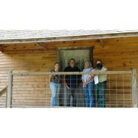 Friends of Eleven Point provided donations to improve historic Greer Mill and Turner Mill