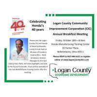 CIC Annual Breakfast - Celebrating Honda's 40 Years