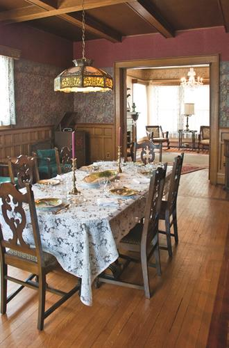 Orr Mansion Dining Room
