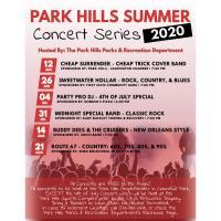 2020 Summer Concert Series - Concert #6 - Buddy Dees & The Cruisers