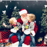 Santa's Coming to RaeColes Coffee Bar