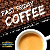 First Friday Coffee: Bow Tie Catering - May 7, 2021
