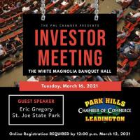 Investor Meeting - March 16, 2021