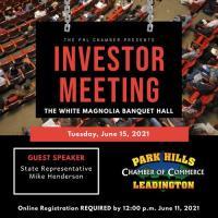 Investor Meeting - June 15, 2021