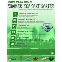 2021 Summer Concert Series - Last Dance, A Tom Petty Tribute Band