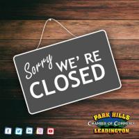 Chamber Office Closed For Memorial Day & Staff Vacation