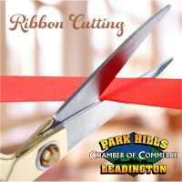 Ribbon Cutting - The Copper Fox Contrived