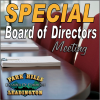 Chamber Board of Directors SPECIAL Meeting