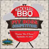 Backyard BBQ Pit Boss Competition