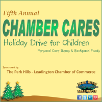 5th Annual Chamber Cares Holiday Drive