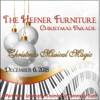 Hefner Furniture Christmas Parade - December 6, 2018