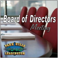 Chamber Board of Directors Meeting