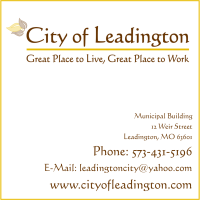 City of Leadington Board of Aldermen Meeting