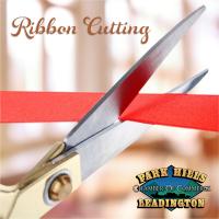 Ribbon Cutting - TR Fitness