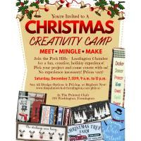 Christmas Creativity Camp