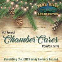 6th Annual Chamber Cares Holiday Drive