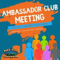Ambassador Club Meeting