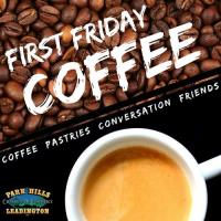 *CANCELED* First Friday Coffee: November 6, 2020