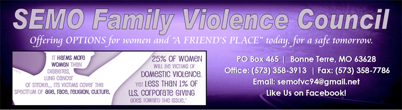 Southeast Missouri Family Violence Council