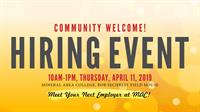 Community Wide Hiring Event