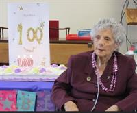 Heart & Soul Hospice hosts 'One More Time' event to celebrate  patient's 100th birthday