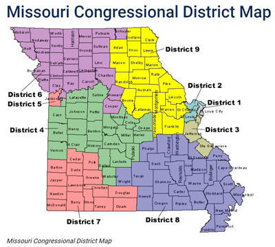 Reps. Francis, Henderson, and Wright Ask 8th Congressional  District Residents to Participate in Redistricting Discussion