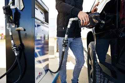 Missouri Motor Fuel Tax Refund!