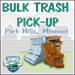 Park Hills Ward 4 - 3rd 2018 Bulk Trash Pick-Up - Deadline