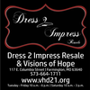 Visions of Hope Training Program / Dress 2 Impress Resale Boutique