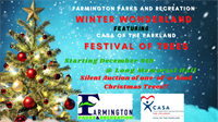 CASA of the Parkland's 1st Annual Festival of Trees