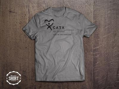Purchase a T-Shirt to Help Advocate for Abused and Neglected Children