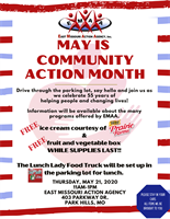 May is Community Action Month