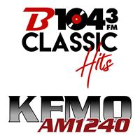"""B104.3 & KFMO Broadcast """"Radio Cares: Feeding America Emergency Radiothon"""" One-Day Fundraiser to Fight Hunger in the U.S."""