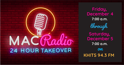 MAC Radio Takeover Planned for Friday
