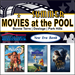 Summer Movie at the Pool - Beauty and the Beast