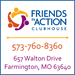 Friends In Action - Trivia Night